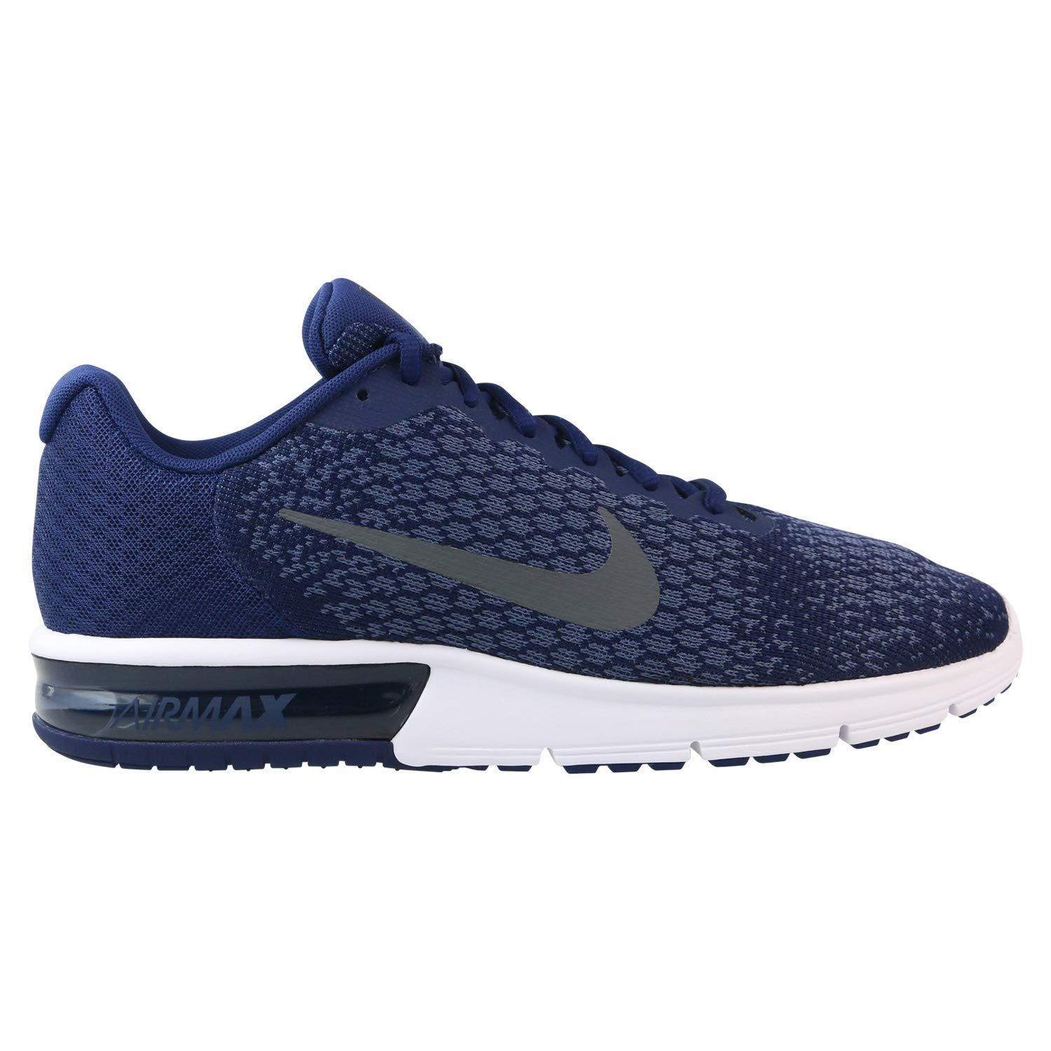 d165bb2969a9f Nike Men s AIR MAX Sequent 2 Running Shoes  Buy Online at Low Prices in  India - Amazon.in