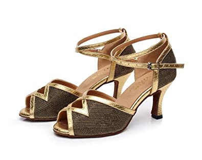 Tango Latin Jazz Shoes Scarpe da Donna Scarpe da Ballo