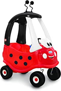 Little Tikes 173059 Cozy Coupe, Ladybird