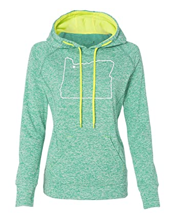 dafeddf29c142 Amazon.com  Womens Oregon Home Hoodie (W