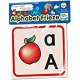 Alphabet Frieze - Early Years Wall Display - Print Script