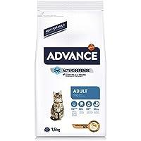 ADVANCE Pienso para Gatos Adultos con Pollo y Arroz - 1,5Kg