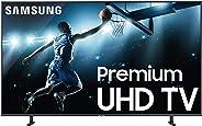 Samsung UN75RU8000FXZA Flat 75-Inch 4K 8 Series Ultra HD Smart TV with HDR and Alexa Compatibility (2019 Model)