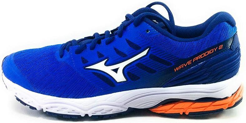Mizuno Wave Prodigy 2 Zapatillas Running Hombre: Amazon.es: Zapatos y complementos