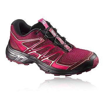0451427bd05c Salomon Femme Wings Flyte 2 Chaussures de Course à Pied et Trail Running,  Synthétique/