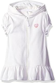 16c9564a83 Amazon.com  Kiko   Max Infant Girls Swimwear Terry Beach Cover Up ...