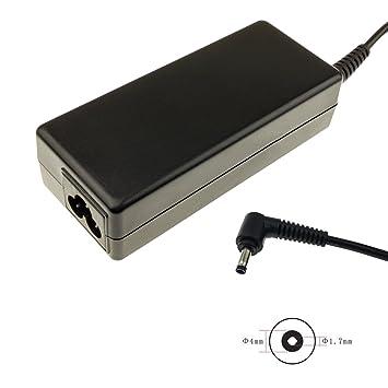 Cargador 19v 1.58A 30W - 4.0x1.7 compatible con HP-Compaq Mini 700 ...