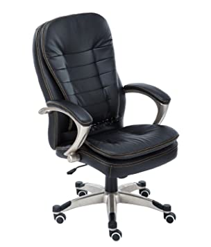 amazon luxury double padd black emarkooz tm manager chair