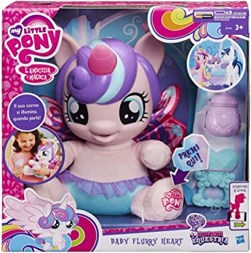 Hasbro B5365100 My Little Pony Baby Flurry Heart günstig