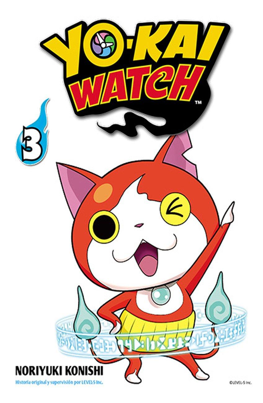 Download YOKAI WATCH N.03 pdf