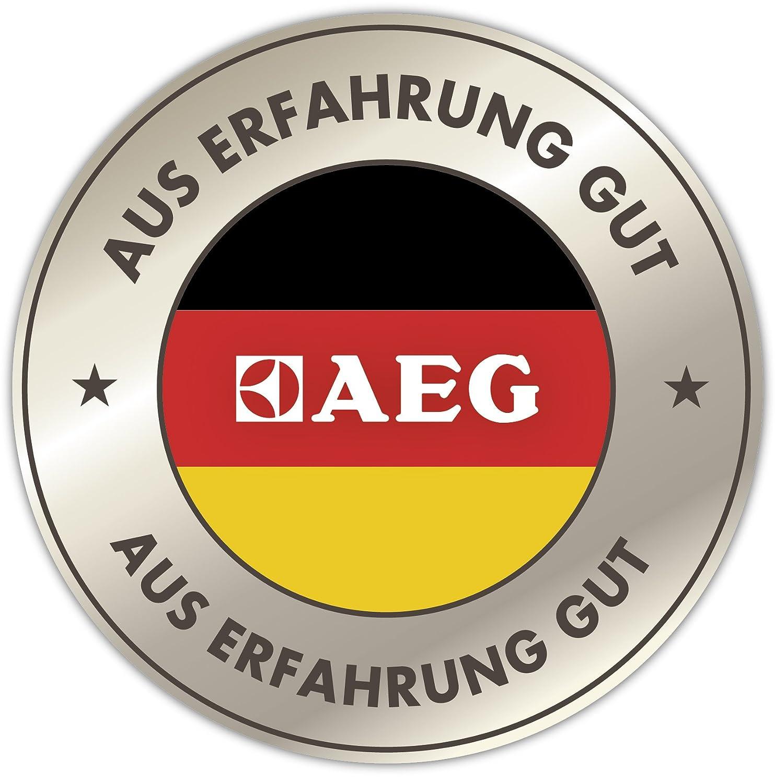 AEG LB1300 Ferro a secco 1300W Rosso Bianco