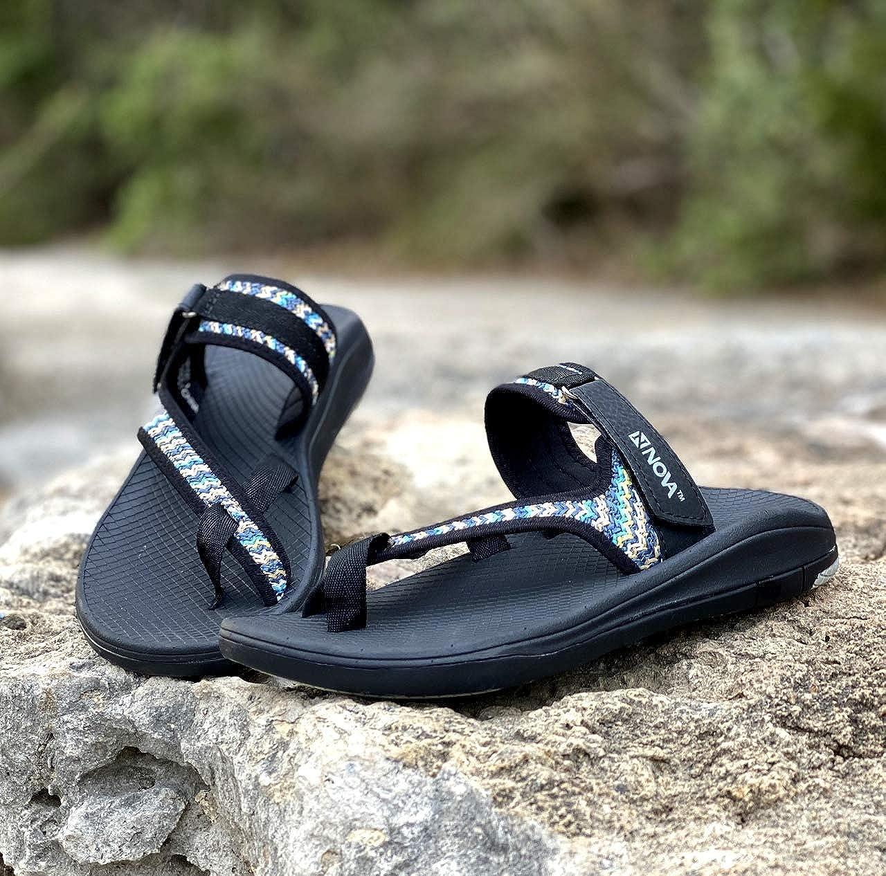 Nova Utopia Womens Casual Summer Wedge Sandals