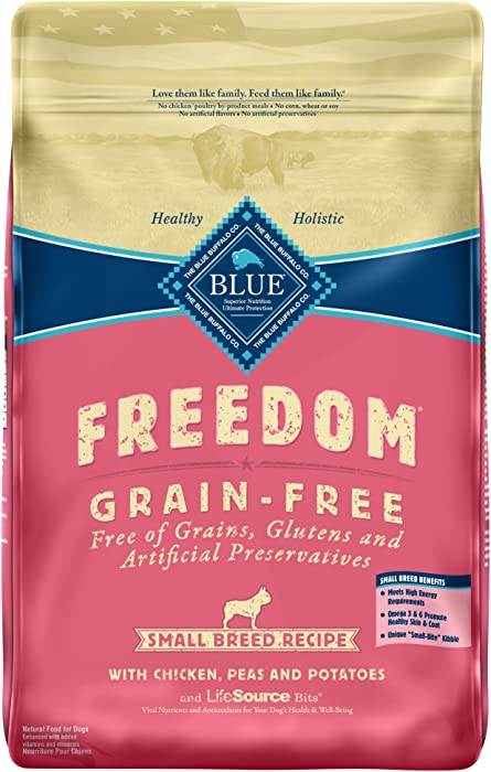 Top 7 Blue Buffalo Freedom Dog Food Small Breed