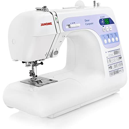 Janome DC40 Computerized Sewing Machine Amazoncouk Kitchen Home Custom John Lewis Sewing Machine Amazon