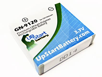 c79c4b190e1 Amazon.com: Replacement for Jabra GN9125 Battery - Compatible with ...
