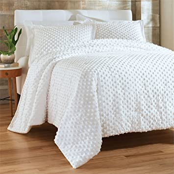 comforter reversible your white and black sham set polka zone dot pin