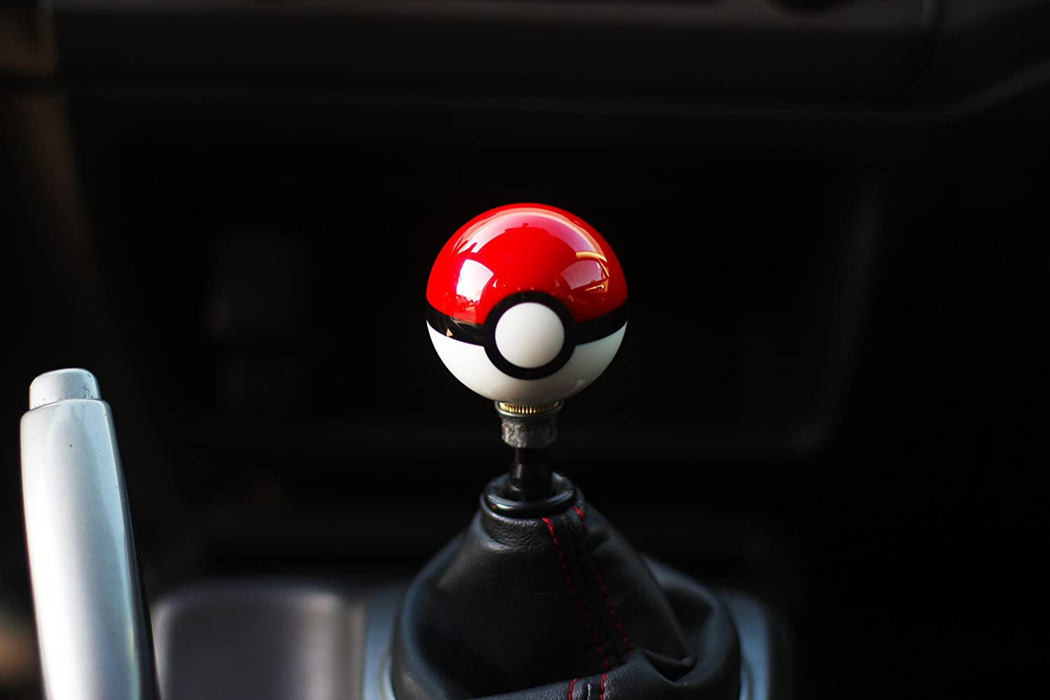 Amazon.com: Kei Project Pokemon Pokeball Round Shift Knob Available In  8x1.25 10x1.25 10x1.50 12x1.25 (12x1.25): Home Improvement