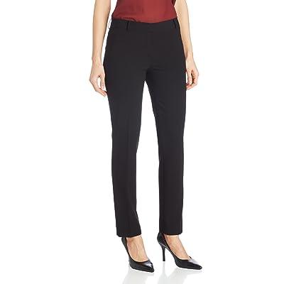 Calvin Klein Women's Slim-Fit Suit Pant at Women's Clothing store
