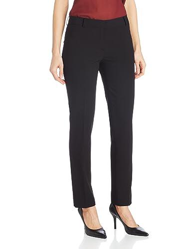 Calvin Klein Women's Slim-Fit Suit Pant at Amazon Women's Clothing ...