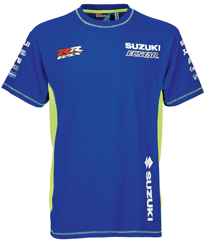 Suzuki Moto GP T-Shirt de l'é quipe 2018