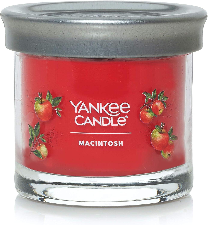 Yankee Candle Macintosh Signature Small Tumbler Candle
