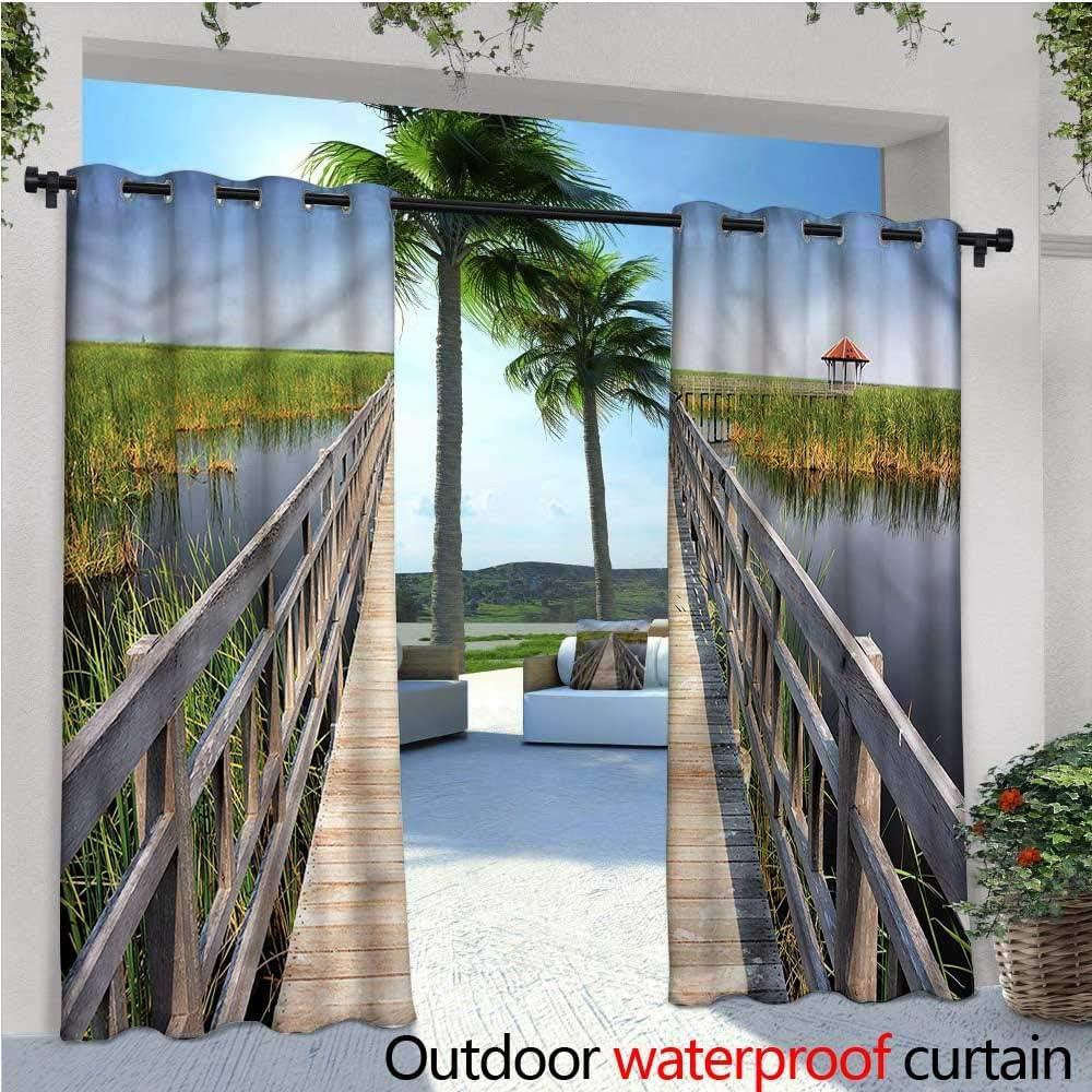 warmfamily Cortina de privacidad rústica para Exteriores, para pérgola, Madera, Troncos de árbol, Aislamiento térmico, Repelente al Agua, Cortina para balcón: Amazon.es: Jardín