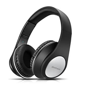 Amazon.com: Over Ear Headphones, Wireless Stereo Bluetooth Headset with Deep Bass, Foldable and Lightweight, Wired and Wireless Two Modes for Cell Phone, ...