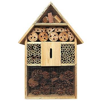 Deuba Xxl Insektenhotel Insektenhaus Nistkasten Brutkasten Insekten