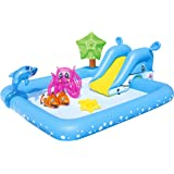 Bestway 94 x 81 x 34-inch Fantastic Aquarium Play Pool