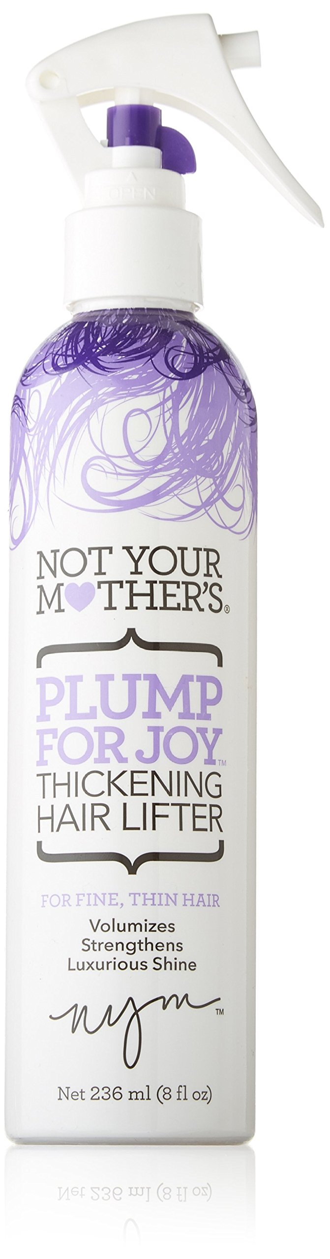 Not Your Mother's Plump for Joy Thickening Hair Lifter, 8 Ounce