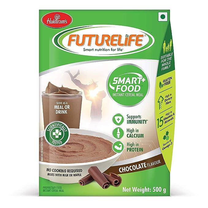 [Apply coupon] Haldiram's Futurelife Smart Food Chocolate 500g