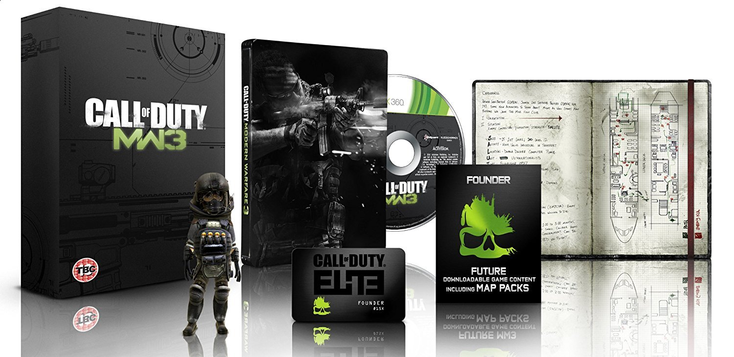 Amazon Com Call Of Duty Modern Warfare 3 Hardened Edition
