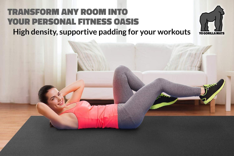 Gorilla best home gym floor