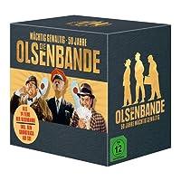 Die Olsenbande - 50 Jahre Mächtig Gewaltig [14 DVD/1 CD]