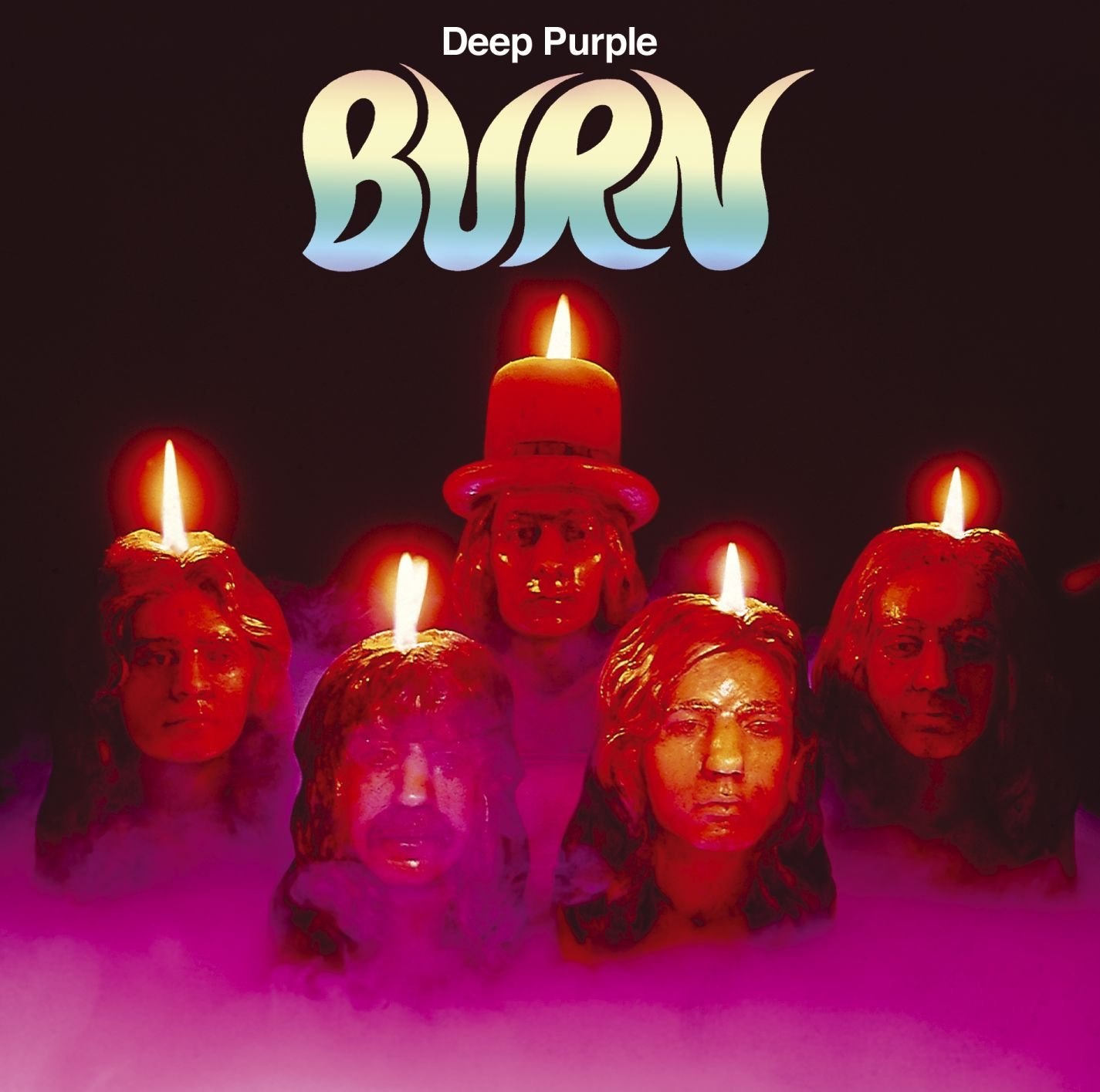 CD : Deep Purple - Burn (Bonus Tracks, Remastered)