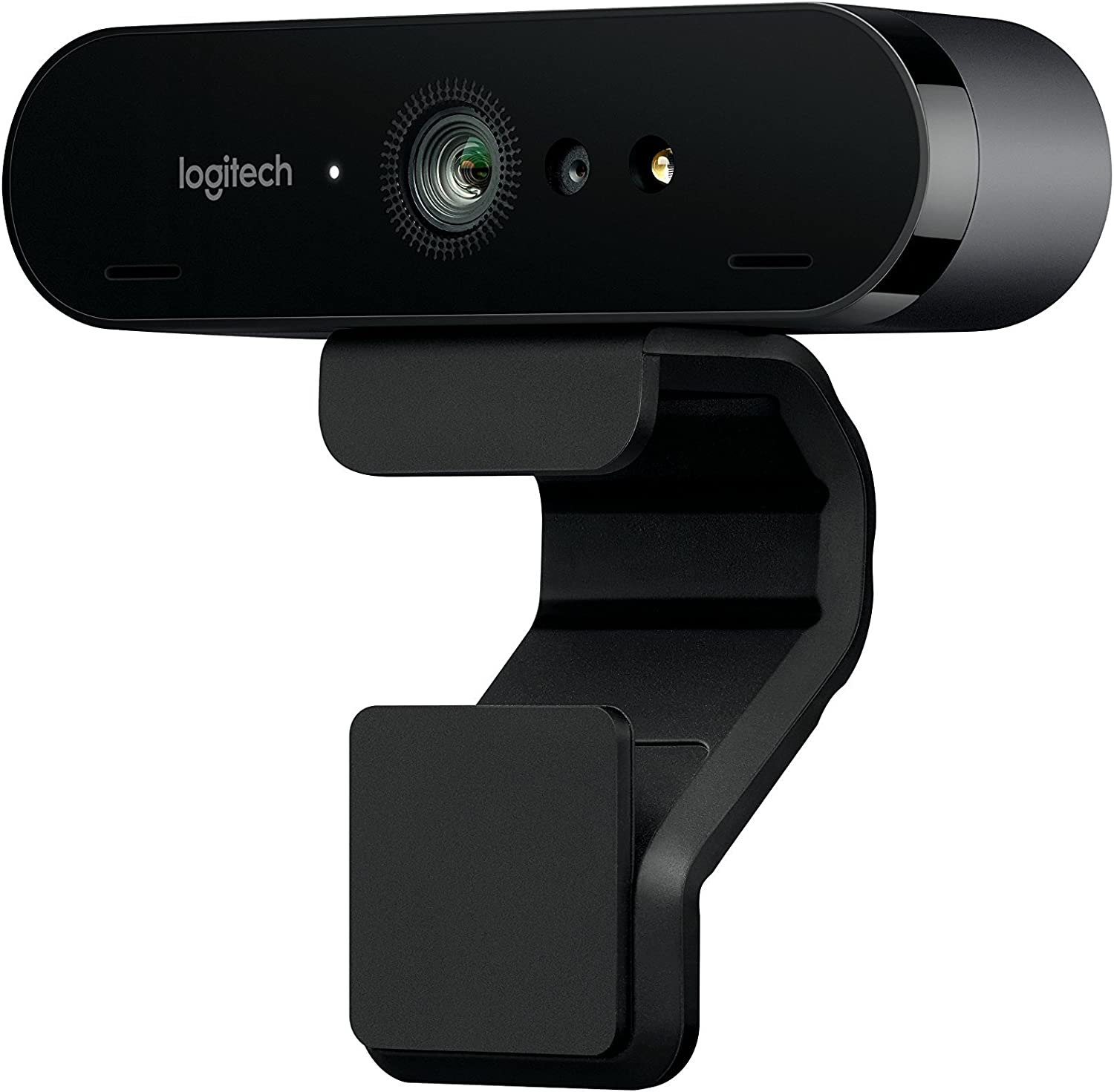 Amazon.com: Logitech BRIO Ultra HD Webcam for Video Conferencing Recording  and Streaming (Black) (Renewed): Computers & Accessories
