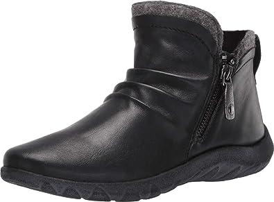 Cobb Hill Women's Amalie Side Zip Boot