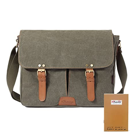 cbd53963dc1f Vintage Men Messenger Bag