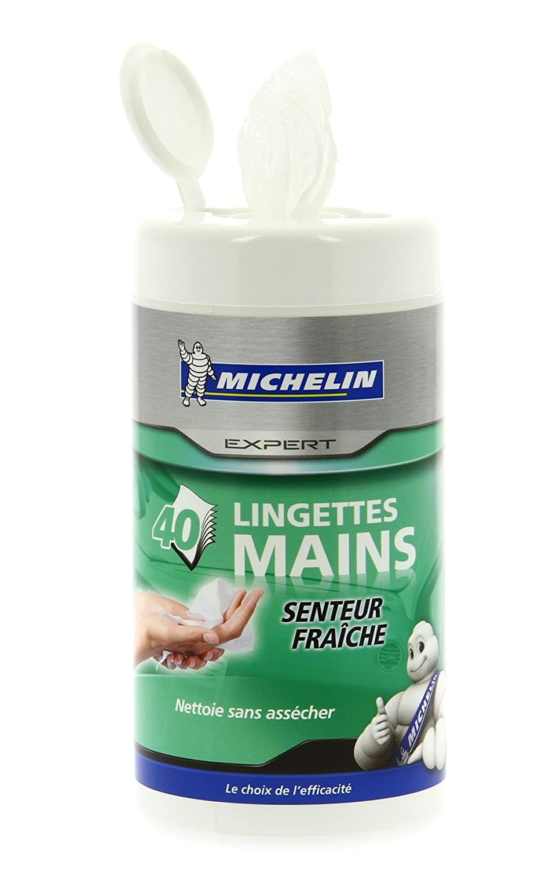 MICHELIN 008888 Bo/îte 40 Lingettes Mains