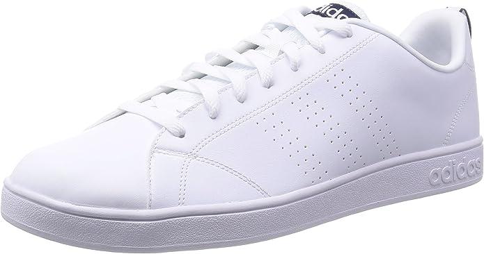 adidas Advantage Clean VS - Zapatillas para Hombre, Color Blanco ...