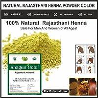 Natural & Pure Rajasthani Henna hair coloring Powder 400g x 2