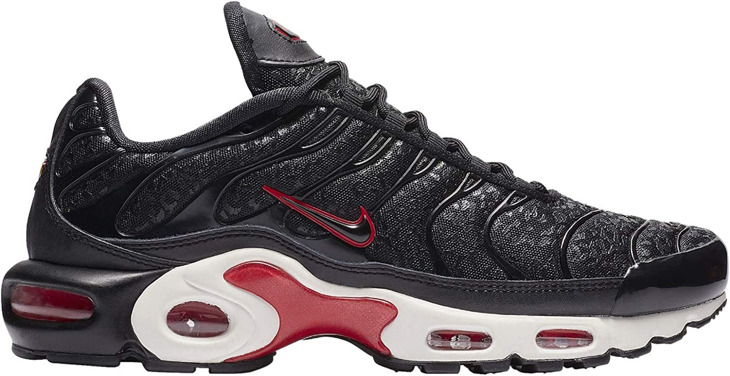 frijoles Mojado convergencia  Amazon.com: Nike Air Max Plus Premium - Zapatillas de malla para mujer:  Shoes