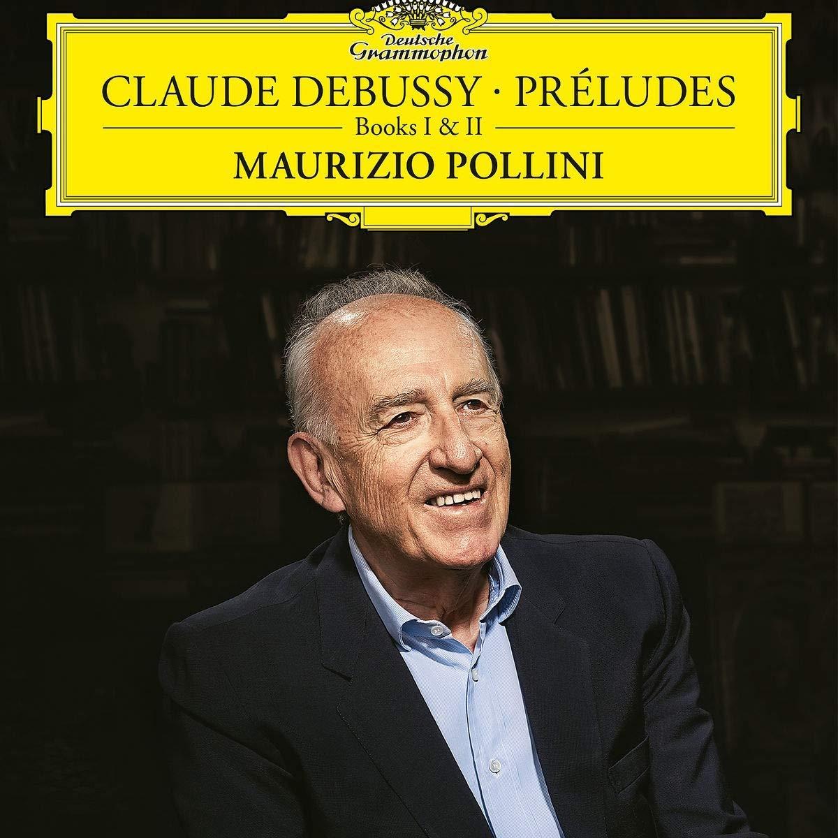 Vinilo : Maurizio Pollini - Claude Debussy: Preludes Books I And Ii (LP Vinyl)