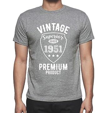 1951 Vintage Superior, Regalo cumpleaños Hombre, Camisetas ...