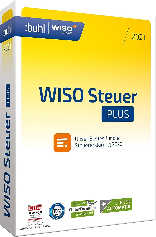 Buhl Data Service GmbH WISO Steuer Plus 2021 (für ...