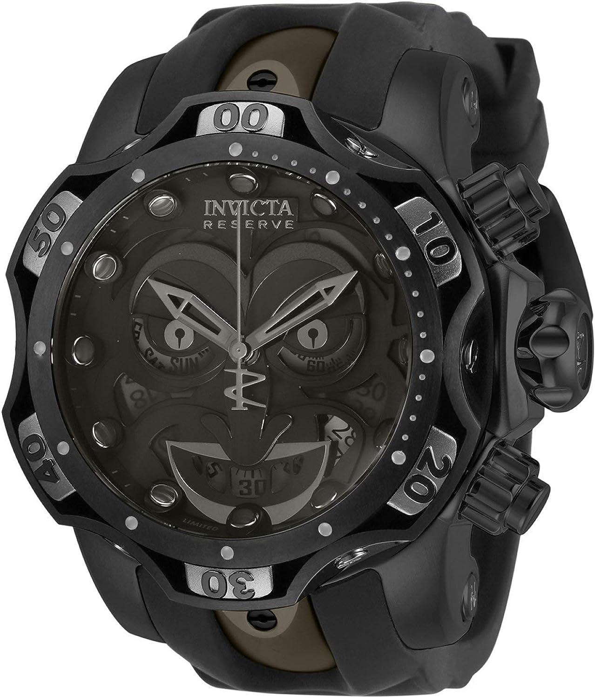 Invicta DC Comics - Joker 30062 Reloj para Hombre - 52.5mm
