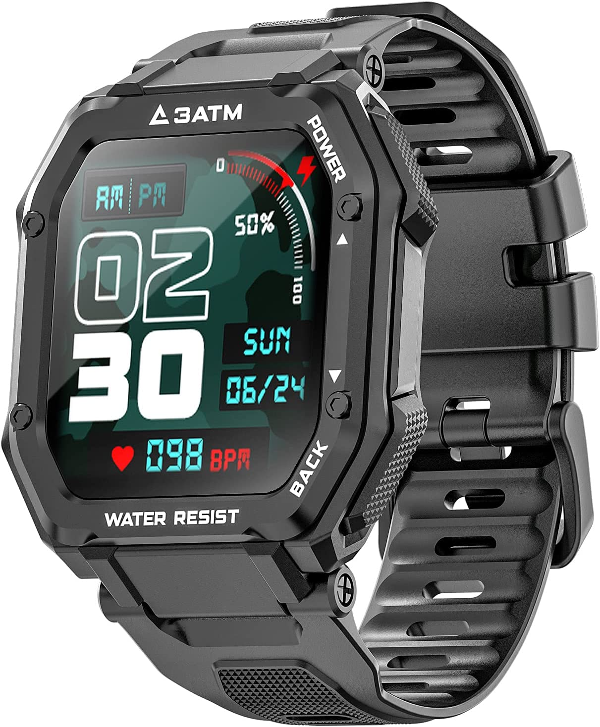 Smart Watches water proof