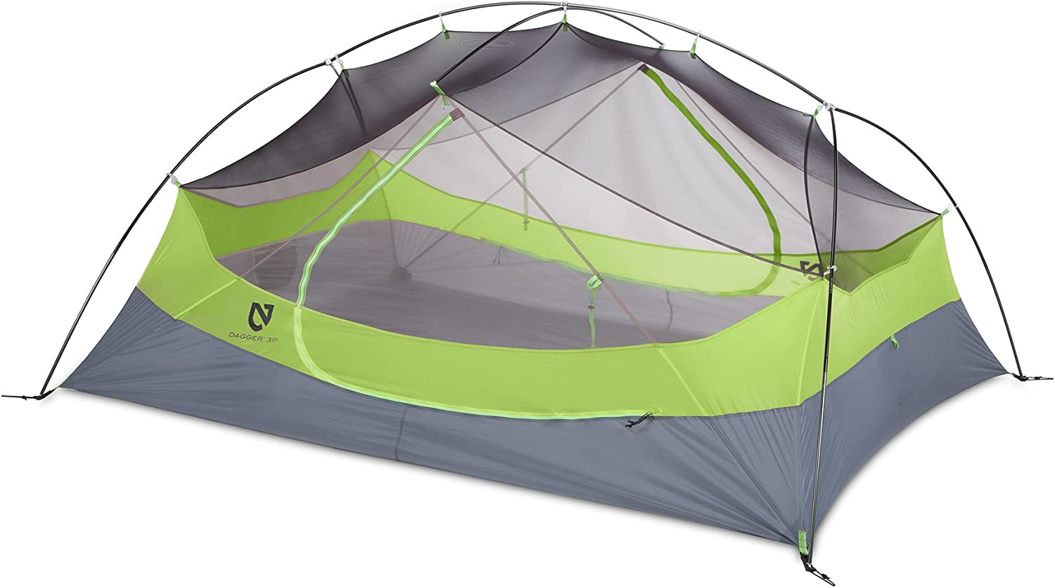 Nemo Dagger 3P Backpacking Tent | UK