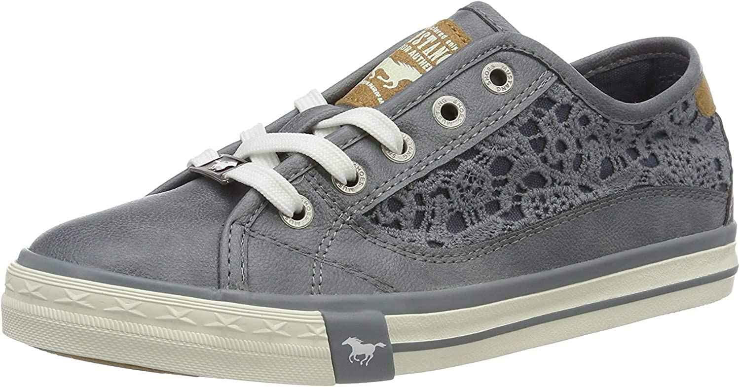 Fashionable Mustang Women's Low-Top Animer and price revision Sneakers