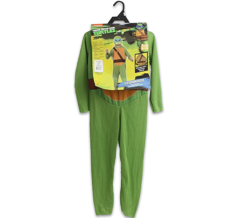 Amazon.com: 4SGM 98457 Teenage Mutant Ninja Turtles Costume ...